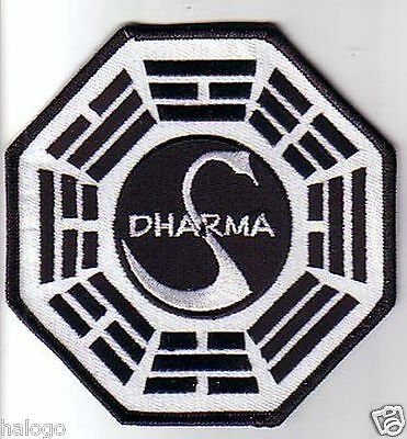 "Lost Dharma ""swan""  Patch - Lst02 - Fast Shipping !!"