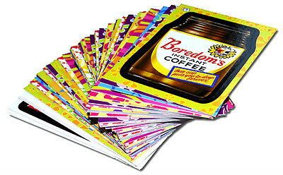 2008 Wacky Packages Flashback1 {FB1} Complete 72 Sticker Card SET. COOL