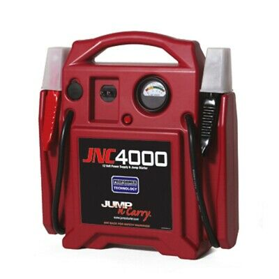 Solar JNC4000 1100 Amp 12 Volt Battery Booster Jumper Pack