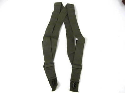 post-WWII US Army M1950 Trouser Suspenders Dated '51