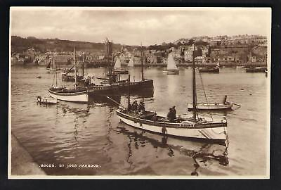 St Ives. Harbour by Frith # 80059.