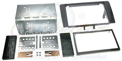 Connects2 CTKAU01 Audi A3 03-12 Double Din Car Stereo Fitting Kit