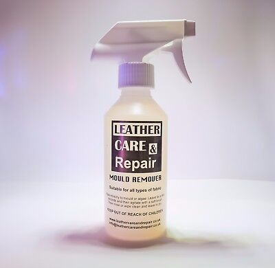 Mould / Algae Remover 250Ml - Convertible Hood/roof + General Surfaces & Fabrics