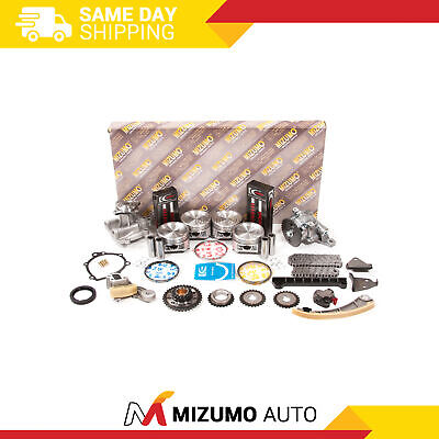Fit Suzuki Vitara 2.0 J20A DOHC Engine Rebuild Kit