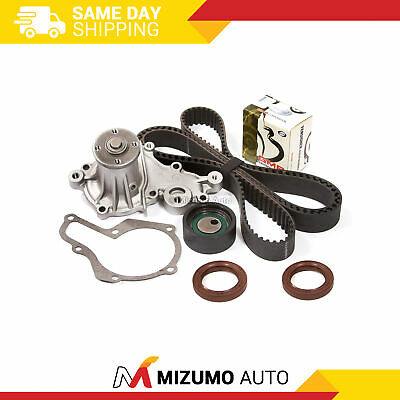 Fit Suzuki Samurai 1.3 8V SOHC G13A Timing Belt Water Pump