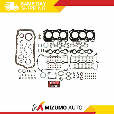 Full Gasket Set Fit Mazda Ford KL V6 2.5L DOHC 24-Valves