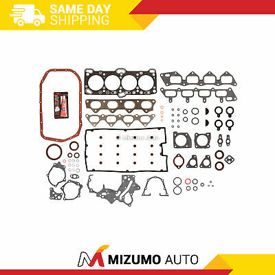 FULL GASKET SET Fit Plymouth Laser & Turbo 2 0L 4G63 DOHC