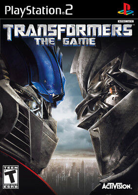 Transformers: The Game (PlayStation 2) PS2