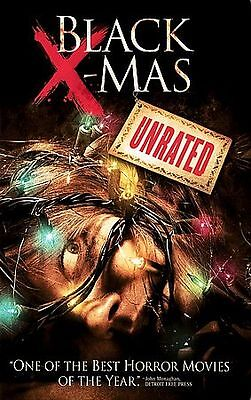Black Christmas (DVD) Unrated X-Mas
