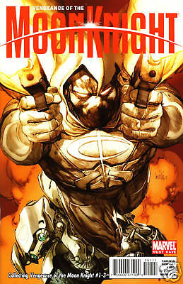 Vengeance Of Moon Knight Must Have Comic Book - Marvel