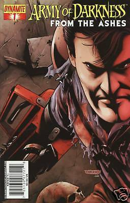 Army of Darkness From the Ashes #1 Cover B Comic Book