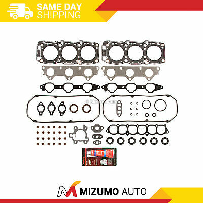 Dodge Chrysler 2.5 V6 EEB SOHC 6G73 24V Head Gasket Set