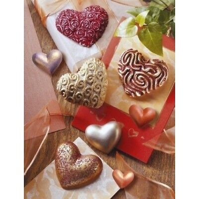 Staedtler HEARTS Fimo Sculpey Plaster Push Mould Mold