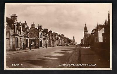 Buckie. West Church Street by Valentine's # 218582.