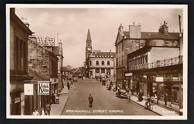 Airdrie. Broomknoll Street by Valentine's # A 6284.