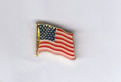 USA Flaggenpin,Pin,Flag,US Badge,United Staates Amerika