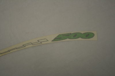 NEW ARCTIC CAT SNOWMOBILE HOOD DECAL PART # 3611-734