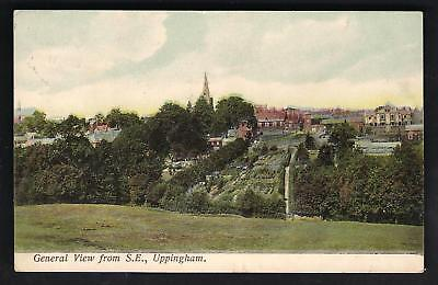 Uppingham. General View from S. E.