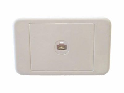 Cat6 Network Wall Plate