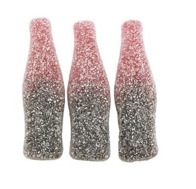 Giant Fizzy Cherry Cola Bottles 500G Retro Sweets