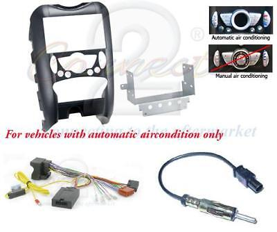 Fits BMW MINI R56 COMPLETE DOUBLE DIN STEREO FITTING KIT