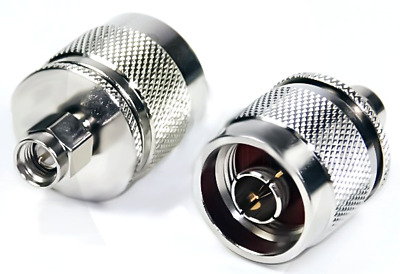 N type Male To SMA Male Convertor Adaptor Connector