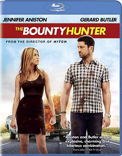 The Bounty Hunter (Blu-ray Disc, 2010, Includes Digi...