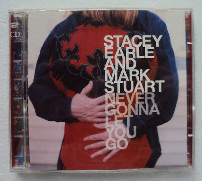 Stacey Earle & Mark Stuart Never Gonna Let You Go 2-CD Europa 2003