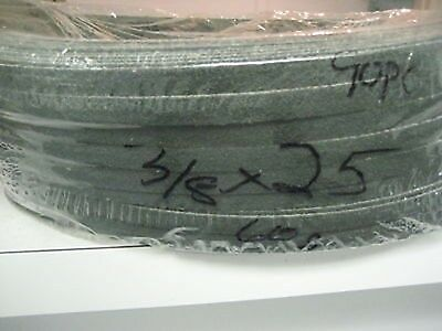 "10 Cora 3/"" X 88-5//8/"" P36 Grit Sanding Belts A//O Resin Cloth FREE SHIPPING"