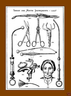 Illustrated Catalogue of Surgical Instruments – Book on CD Medical Tools Catalog