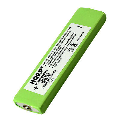 HQRP Battery for Sony NC-5WM NC-6WM D-E900 D-EJ1000