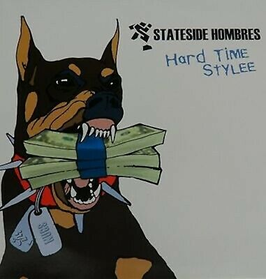 Stateside Hombres Hard Time Hip Hop Record 12 Vinyl LP