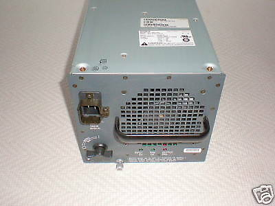 Cisco WS-CAC-1300W AC Power Sup. für Catalyst 6500 6000