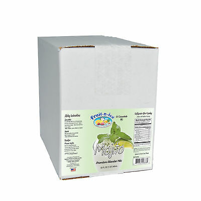 Fruit-N-Ice - Mojito Blender Mix 6 Pack Case FREE SHIPPING