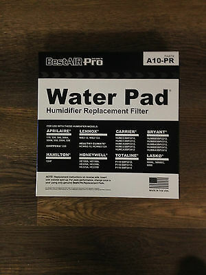 BestAir Pro A10 Water Pad Panel Aprilaire Humidifier 10