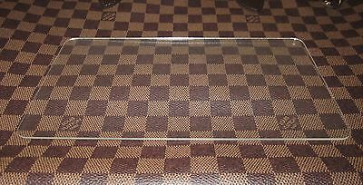 Clear Acrylic Base Shaper liner that fit the Louis Vuitton Neverfull MM Bag