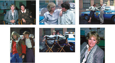 Cagney and Lacey Great New POSTCARD Set