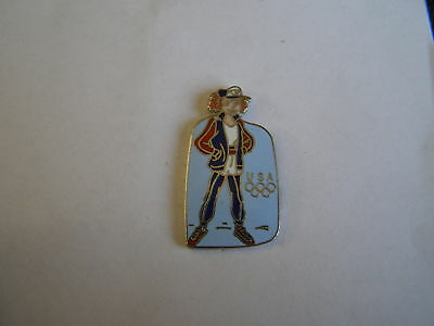 pins jeux olympiques USA