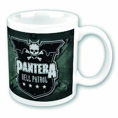 Pantera Hell Patrol Coffee Presentation Mug Boxed Official Fan Gift Album Cover