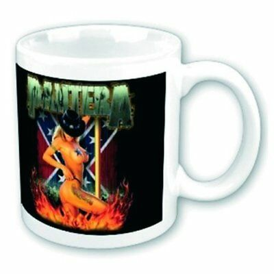 Pantera Pole Dancer Coffee Presentation Mug Boxed Official Fan Gift Album Cover