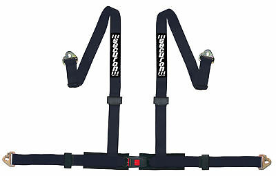 NEW Securon 655/Black 4Point Harness with Snap Hooks