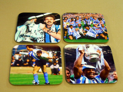 Coventry City FA Cup Winners 1987 COASTER Set