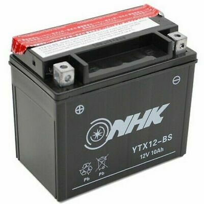 Batterie Moto Scooter Quad YTX12-BS ytx12bs YAMAHA NEUF
