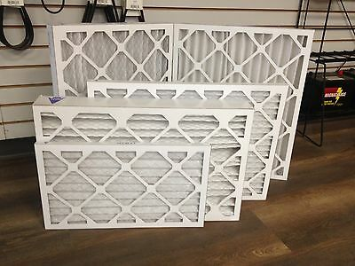 """12 Filtration Lab High Quality 1"""" Air Filters Merv 8 All Sizes!!!"""