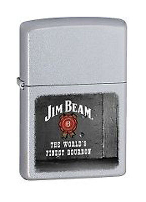 Zippo Jim Beam Rosette Lighter Engraved Free