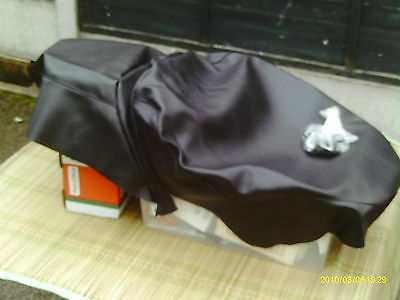 Yamaha XV1100, XV750  Virago Rep Buttoned Seat  Cover with 11 buttons .New