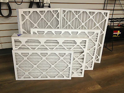 """12 Filtration Lab High Quality 2"""" Air Filters Merv 8 All Sizes!!!"""