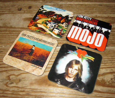 Tom Petty And The Heartbreakers COASTER Set