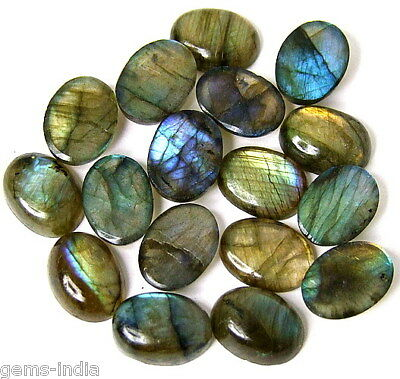 200.00 Cts Natural Untreated Rainbow Labradorite Gem Lot