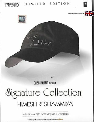 HIMESH RESHAMMIYA - SIGNATURE COLLECTION - 2 DVDs SET